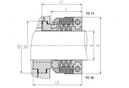 тип TC 10